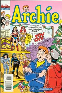 Cover Thumbnail for Archie (Archie, 1959 series) #492