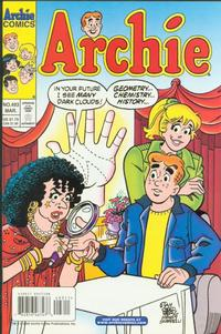 Cover Thumbnail for Archie (Archie, 1959 series) #493