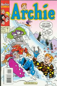 Cover Thumbnail for Archie (Archie, 1959 series) #494 [Direct]
