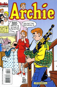 Cover Thumbnail for Archie (Archie, 1959 series) #495