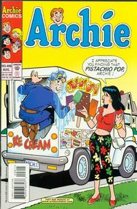 Cover Thumbnail for Archie (Archie, 1959 series) #498