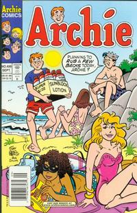 Cover Thumbnail for Archie (Archie, 1959 series) #499