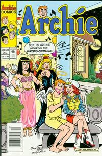 Cover Thumbnail for Archie (Archie, 1959 series) #502