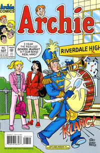 Cover Thumbnail for Archie (Archie, 1959 series) #507