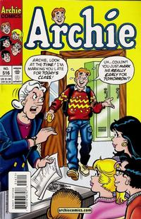 Cover Thumbnail for Archie (Archie, 1959 series) #516