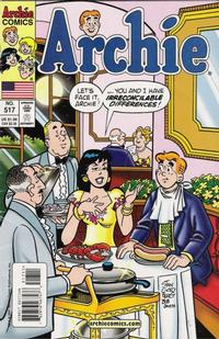 Cover Thumbnail for Archie (Archie, 1959 series) #517