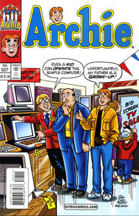 Cover for Archie (Archie, 1959 series) #527