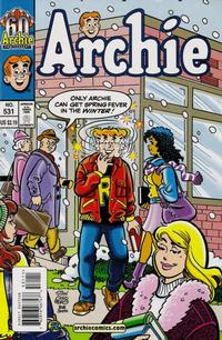 Cover Thumbnail for Archie (Archie, 1959 series) #531