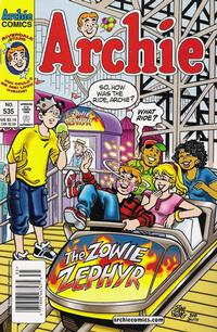 Cover Thumbnail for Archie (Archie, 1959 series) #535