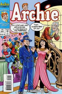 Cover Thumbnail for Archie (Archie, 1959 series) #541