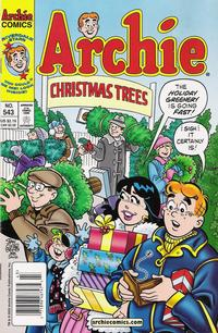 Cover Thumbnail for Archie (Archie, 1959 series) #543