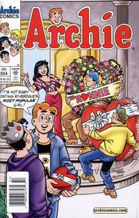 Cover Thumbnail for Archie (Archie, 1959 series) #554