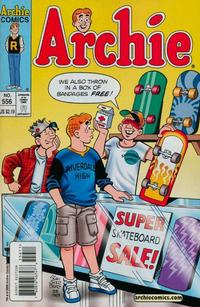 Cover Thumbnail for Archie (Archie, 1959 series) #556