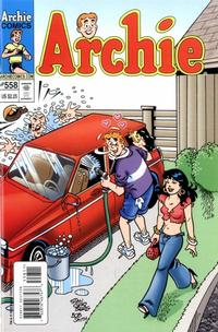 Cover Thumbnail for Archie (Archie, 1959 series) #558
