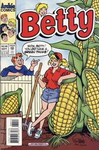 Cover Thumbnail for Betty (Archie, 1992 series) #89