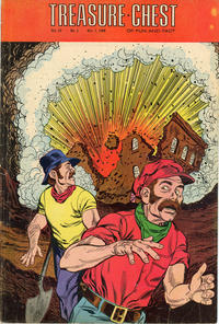 Cover Thumbnail for Treasure Chest of Fun and Fact (George A. Pflaum, 1946 series) #v24#5 [451]