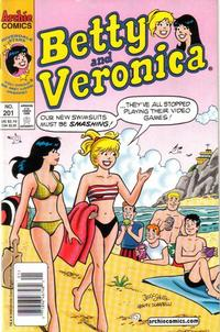 Cover Thumbnail for Betty and Veronica (Archie, 1987 series) #201