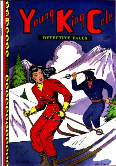 Cover for Young King Cole (Novelty / Premium / Curtis, 1945 series) #v2#3