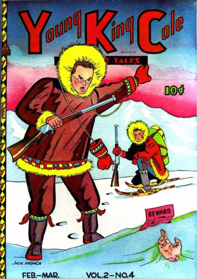 Cover for Young King Cole (Novelty / Premium / Curtis, 1945 series) #v2#4