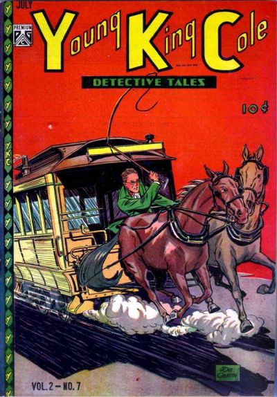 Cover for Young King Cole (Novelty / Premium / Curtis, 1945 series) #v2#7