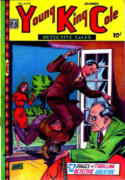 Cover for Young King Cole (Novelty / Premium / Curtis, 1945 series) #v3#5