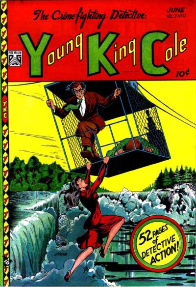 Cover for Young King Cole (Novelty / Premium / Curtis, 1945 series) #v3#11
