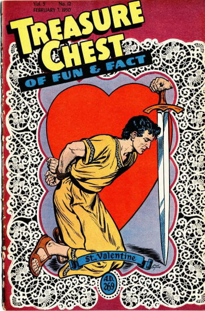 Cover for Treasure Chest of Fun and Fact (George A. Pflaum, 1946 series) #v5#12 [78]