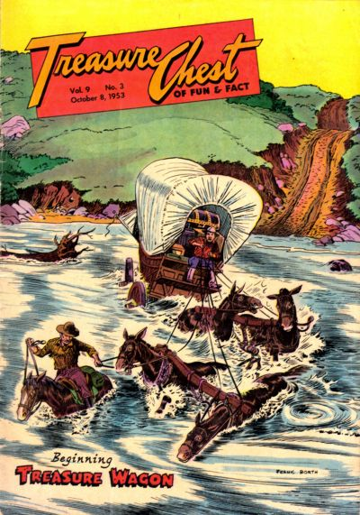Cover for Treasure Chest of Fun and Fact (George A. Pflaum, 1946 series) #v9#3 [149]