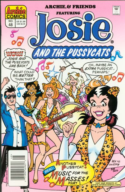 Cover for Archie & Friends (Archie, 1992 series) #48