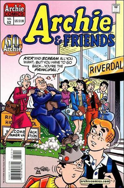 Cover for Archie & Friends (Archie, 1992 series) #62