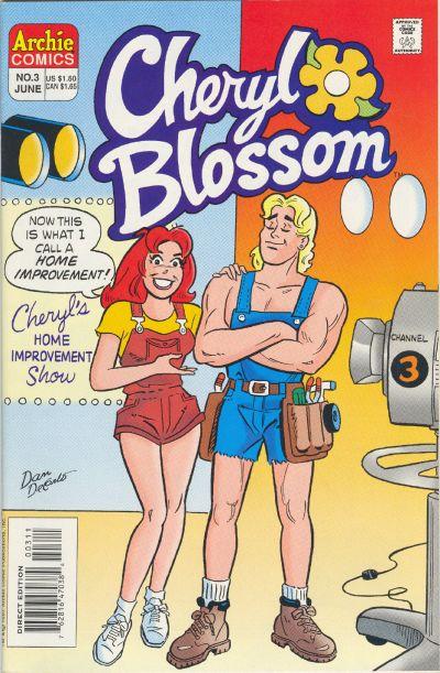 Cover for Cheryl Blossom (Archie, 1997 series) #3