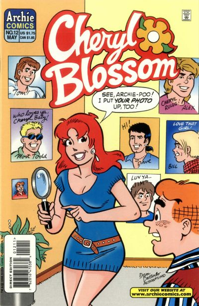 Cover for Cheryl Blossom (Archie, 1997 series) #12