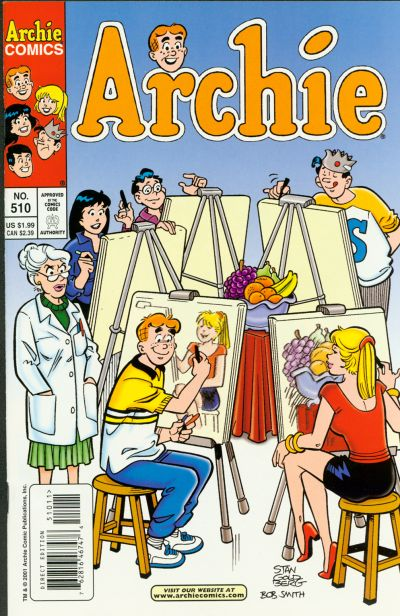 Cover for Archie (Archie, 1959 series) #510