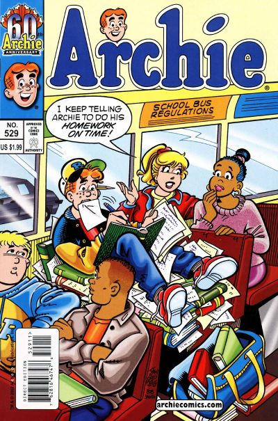 Cover for Archie (Archie, 1959 series) #529