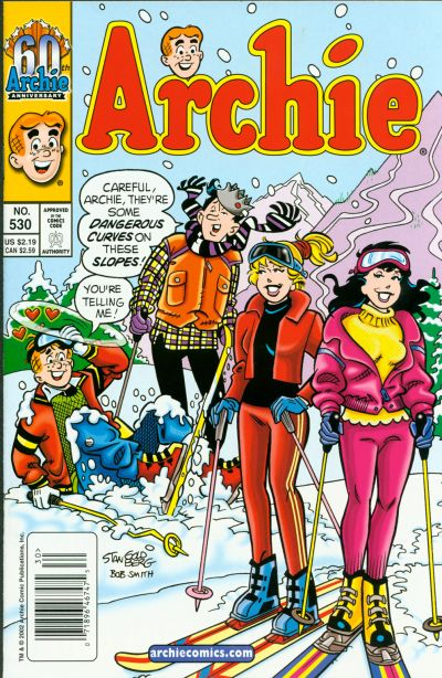 Cover for Archie (Archie, 1959 series) #530 [Direct Edition]