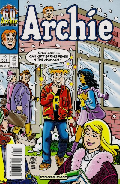 Cover for Archie (Archie, 1959 series) #531