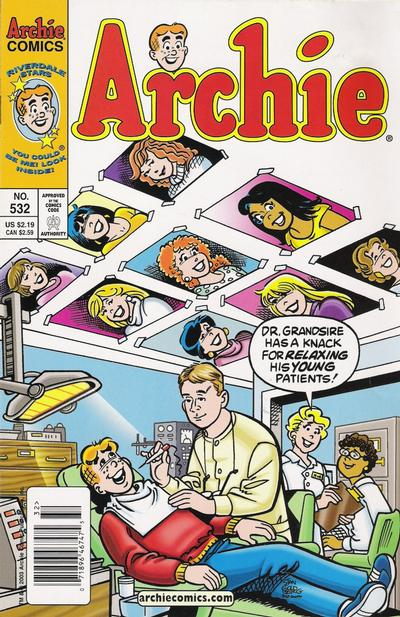 Cover for Archie (Archie, 1959 series) #532