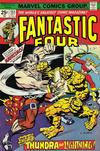 Cover for Fantastic Four (Marvel, 1961 series) #151