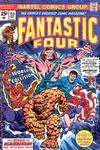 Cover for Fantastic Four (Marvel, 1961 series) #153 [Regular Edition]