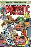 Cover for Fantastic Four (Marvel, 1961 series) #154