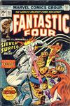 Cover for Fantastic Four (Marvel, 1961 series) #155