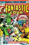 Cover for Fantastic Four (Marvel, 1961 series) #156