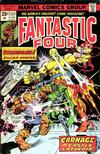 Cover for Fantastic Four (Marvel, 1961 series) #157