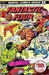 Cover for Fantastic Four (Marvel, 1961 series) #166 [Regular Edition]