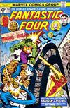 Cover for Fantastic Four (Marvel, 1961 series) #167