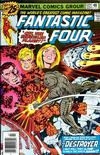 Cover for Fantastic Four (Marvel, 1961 series) #172 [Regular Edition]