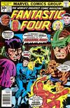 Cover for Fantastic Four (Marvel, 1961 series) #177 [Regular Edition]