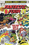 Cover for Fantastic Four (Marvel, 1961 series) #183 [30¢]