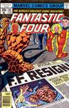 Cover for Fantastic Four (Marvel, 1961 series) #191