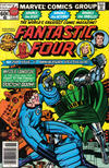 Cover for Fantastic Four (Marvel, 1961 series) #200